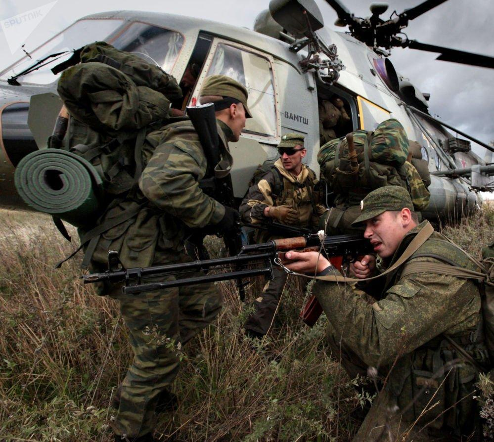 2 - A Day in the Life of the Russian Marines