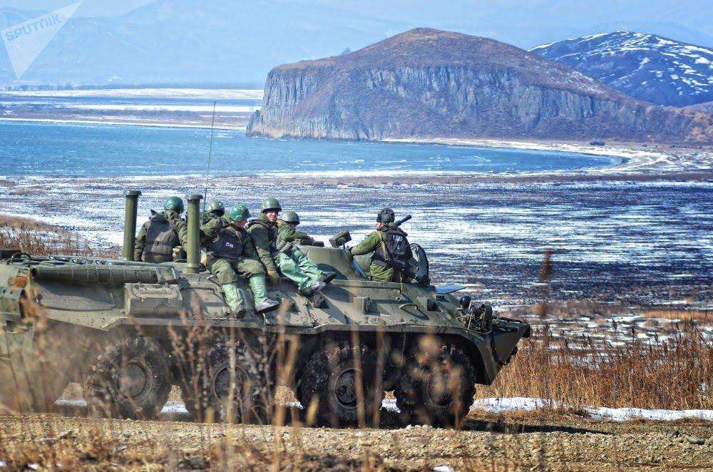 6 - A Day in the Life of the Russian Marines
