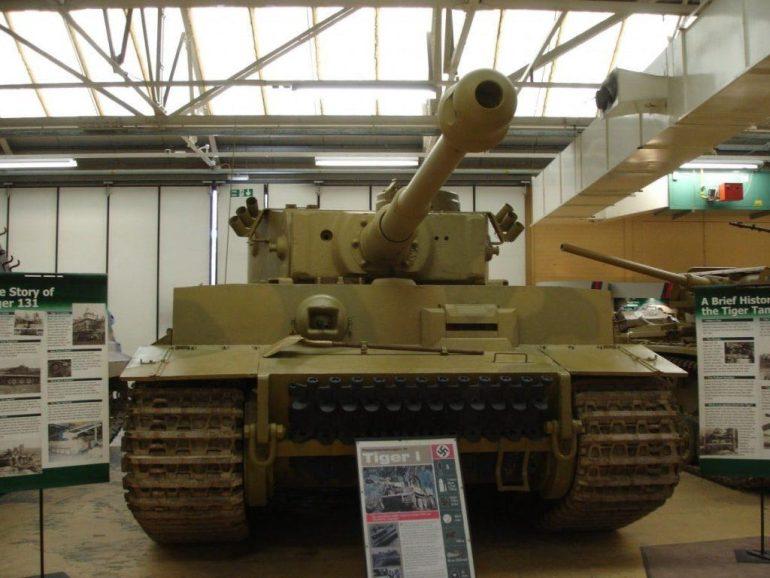 Nazi Germany's Tiger Tank 1