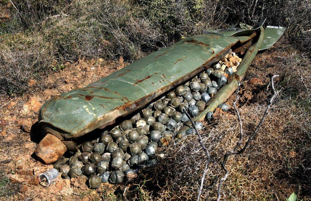 Cluster Bomb Unit - Cluster Bombs: The Weapon the Major Military Powers Refuses to Give Up