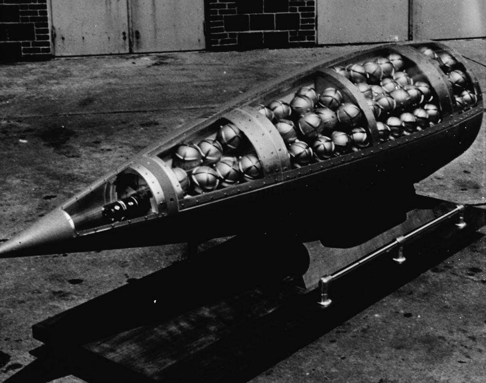 US MGR 1 rocket - Cluster Bombs: The Weapon the Major Military Powers Refuses to Give Up