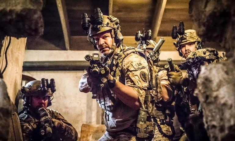 "seal team cbs - ""SEAL Team"" partners with former special forces for guidance"