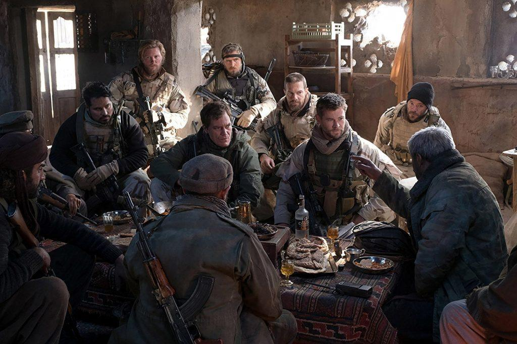 12 Strong: The Declassified True Story of the Horse Soldiers 1