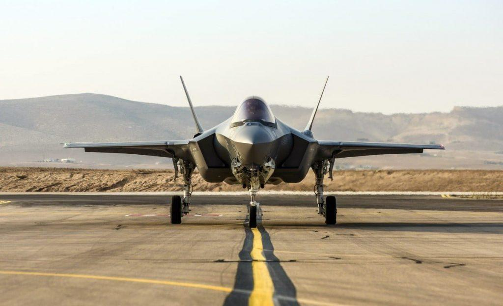 Why Israel's New F-35 Stealth Fighters Are a Game-Changer 3