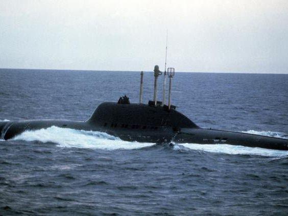 lira class submarine - World's Top 5 Ferrari-Fast Nuclear Submarines