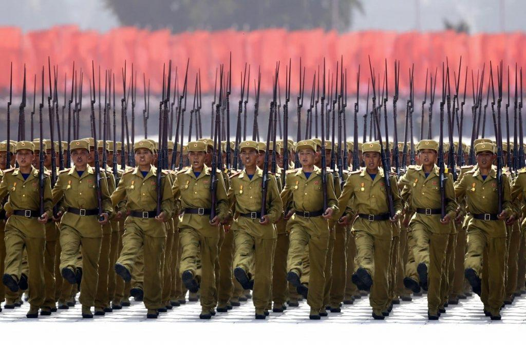 North Korea Plans to Defeat the U.S. Army in a War 1