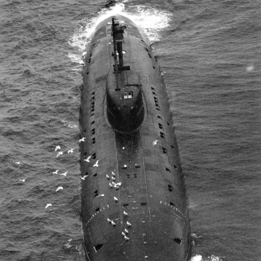 project 945 barracuda - World's Top 5 Ferrari-Fast Nuclear Submarines