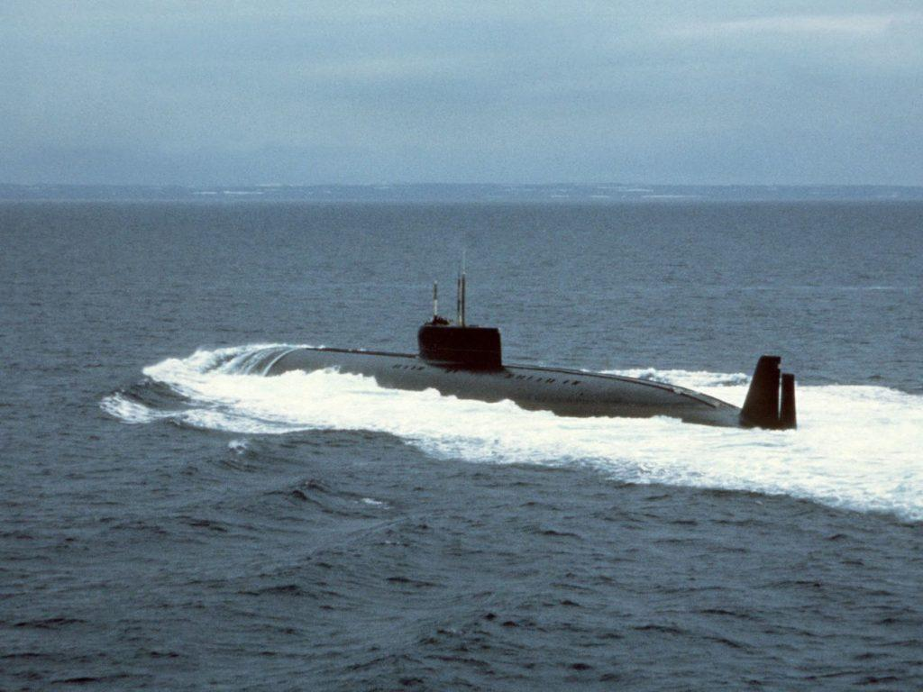 project anchar - World's Top 5 Ferrari-Fast Nuclear Submarines