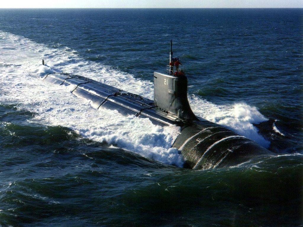 seawolf class submarine - World's Top 5 Ferrari-Fast Nuclear Submarines