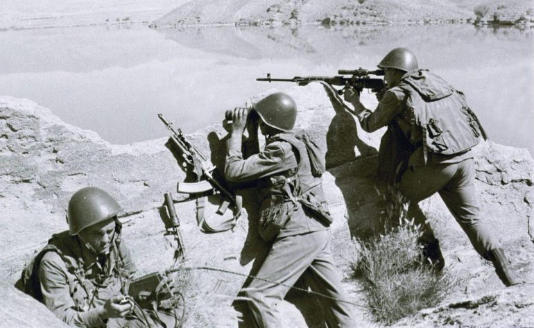 Afghanistan SSSR soldiers 770x473 - Myths About Soviet War in Afghanistan Through Eyes of Russian General