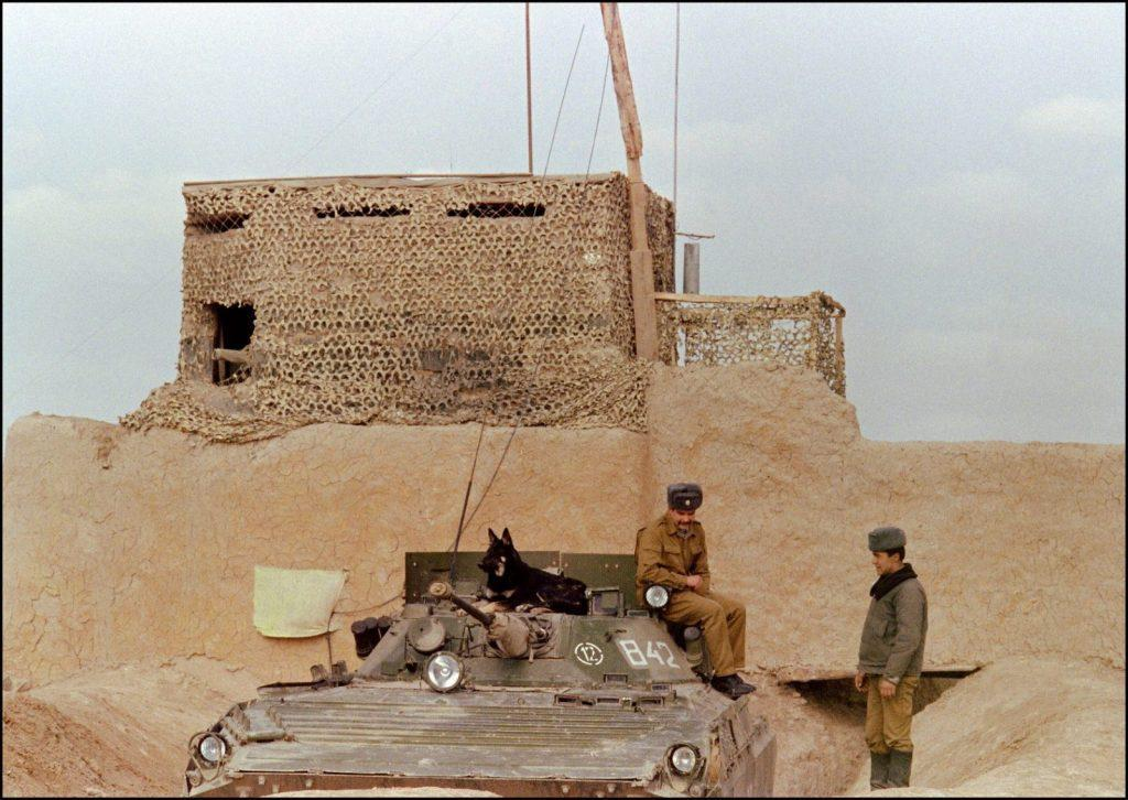 SSSR soldiers in Afghanistan - Myths About Soviet War in Afghanistan Through Eyes of Russian General