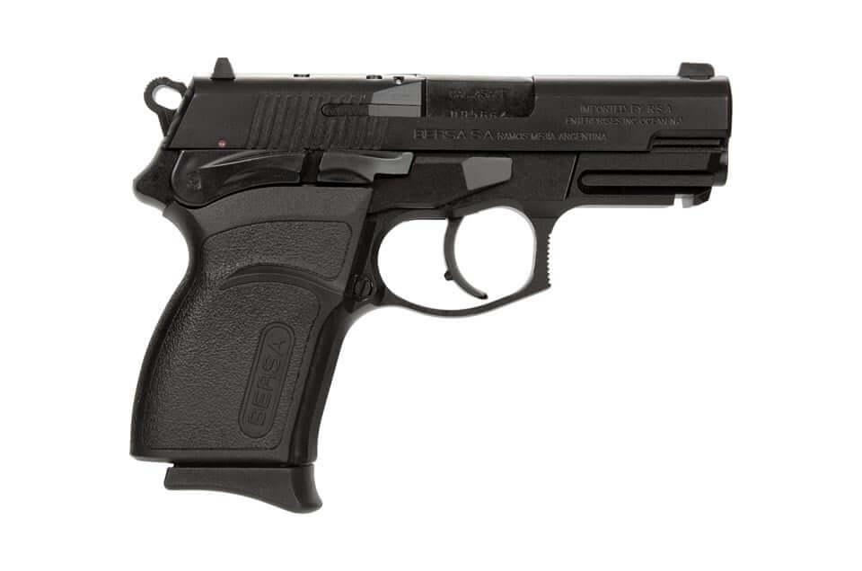 Bersa TPR Ultra Compact chambered in .45 caliber