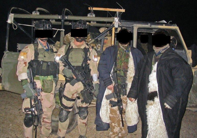 delta force afghanistan 770x538 - Navy SEAL Close Quarters Combat back in 2003