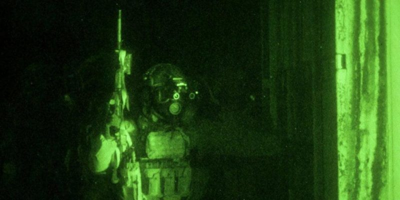 The only publicly available video of Delta Force CAG 1st SFOD-D