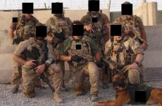 1st SFOD-Delta team at undisclosed location DELTA FORCE