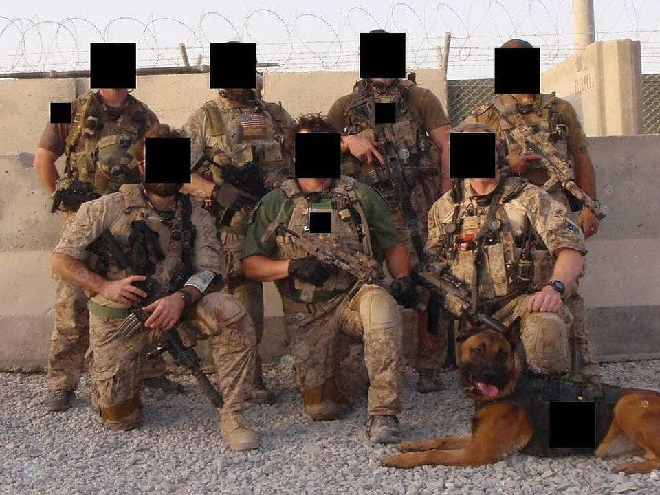 How did Delta Force operators confirm that they got al-Baghdadi?