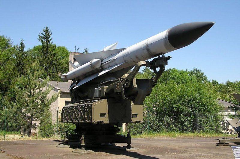 SA-5 Gammon - S-200