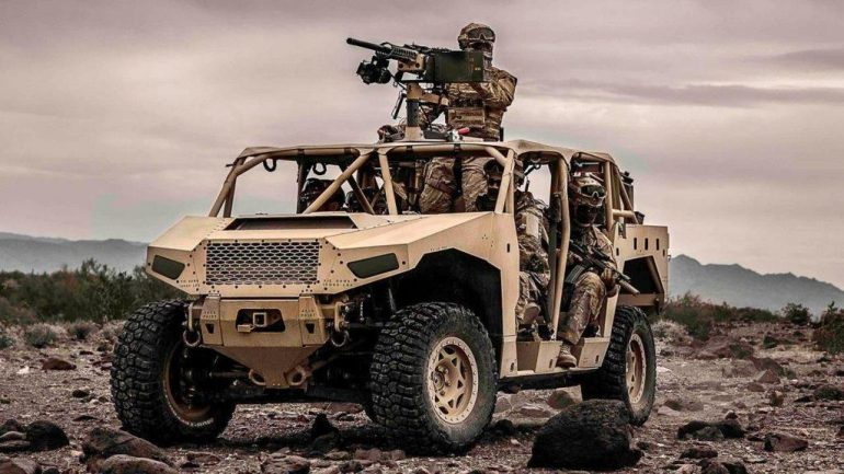 us special operations forces vehicles 770x433 - How U.S. Special Operations Forces Get Their Armored Pickups