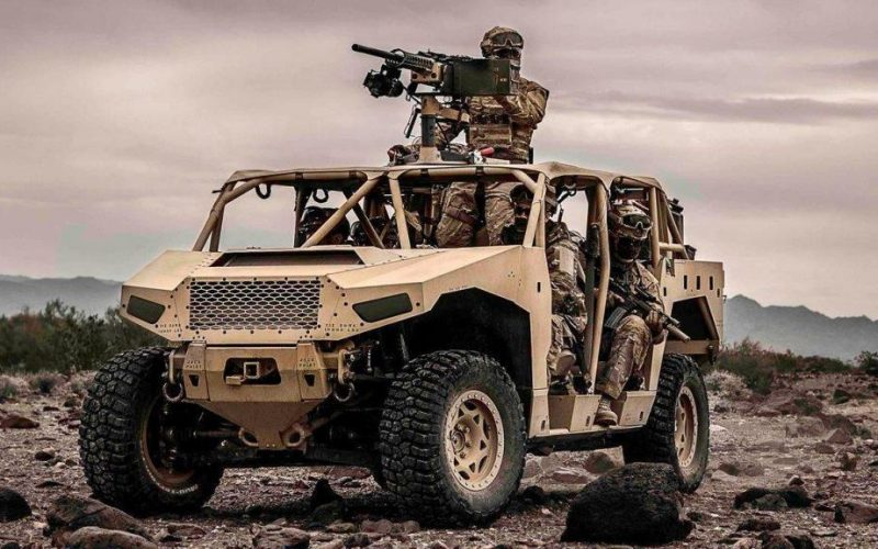 How U.S. Special Operations Forces Get Their Armored Pickups 2020 image