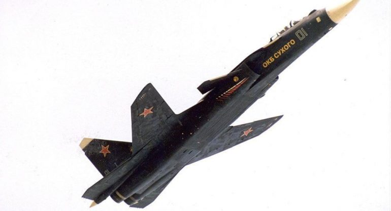 White Ravens: Russian Prototype Weapons That Never Made Into Serial Production