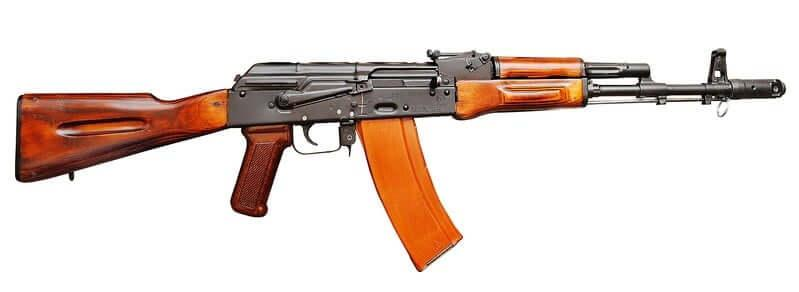 Why is the AK-74 not as popular as the AK-47? 2