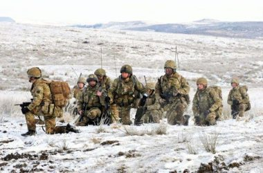 The two special forces fought in Falklands War 4