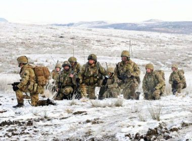 British Special Forces Falklands Wars