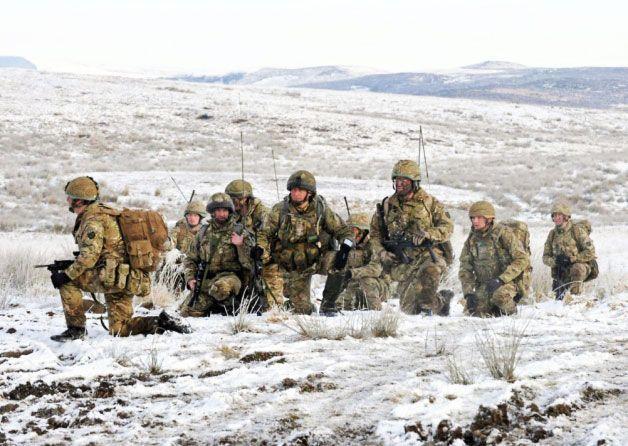 British Special Forces Falklands Wars