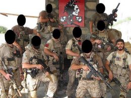 Operators from SEAL TEAM 6 / DEVGRU's Red Squadron