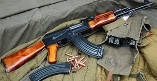 What made the AK-47 rifle a success? 9