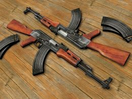 The Cost Of An AK-47 On The Black Market Around The World 2020 image