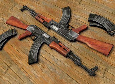 The Cost Of An AK-47 On The Black Market Around The World