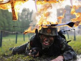 What are some of the most brutal special forces training methods?