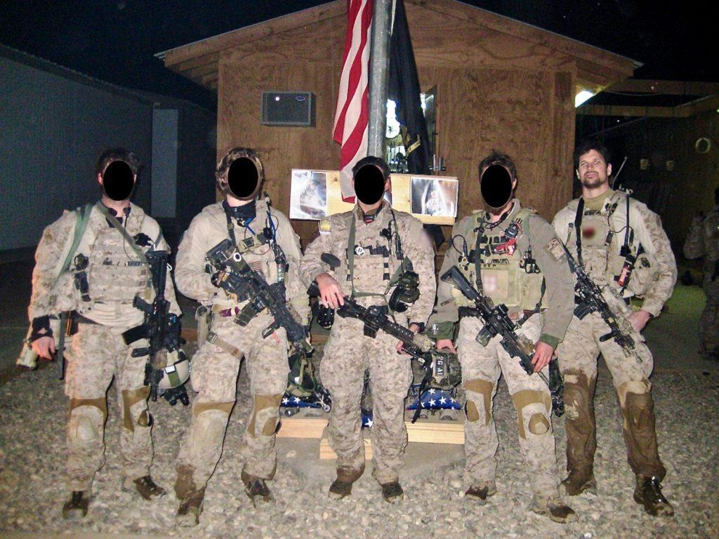 Extortion 17: Most of the SEALs killed in the crash were part of the DEVGRU Gold Squadron