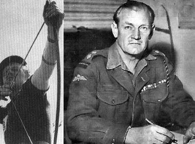 'Mad Jack' the WWII soldier who fought Germans only with his sword and longbow 2020 image