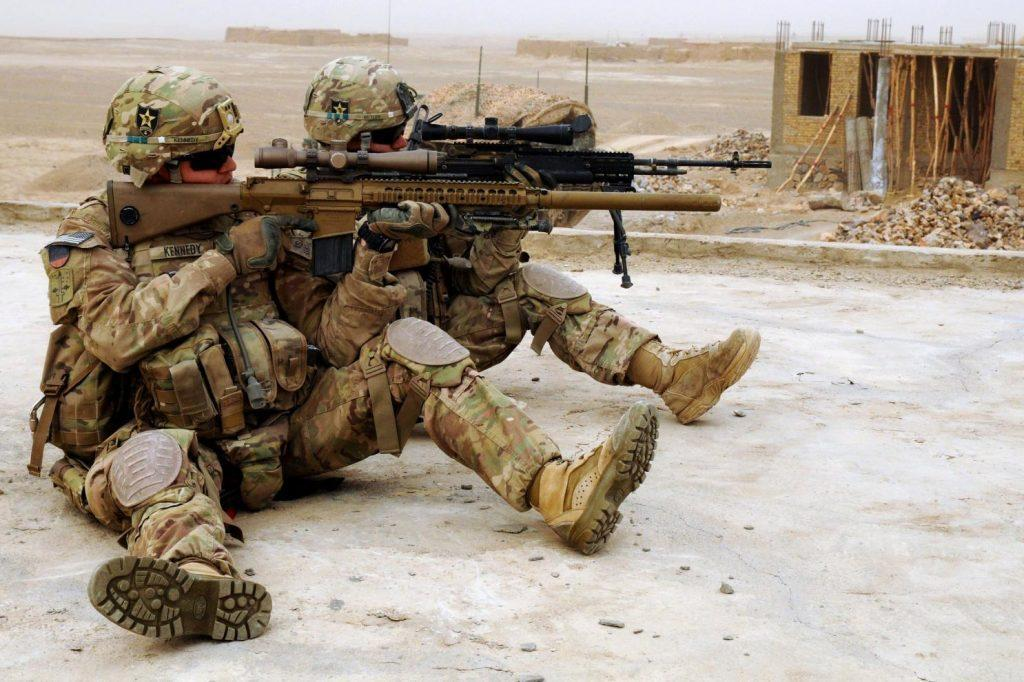 World Longest Sniper Kill - World's Longest Sniper Kill: The Enemy Killed at 3,871 Yards