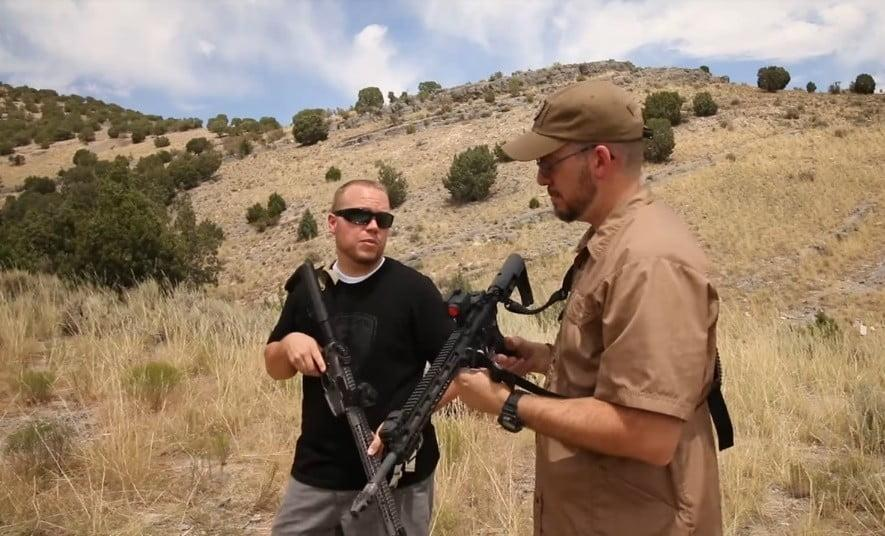 A New Rifle Combines AR-15 with Classic Bolt 1
