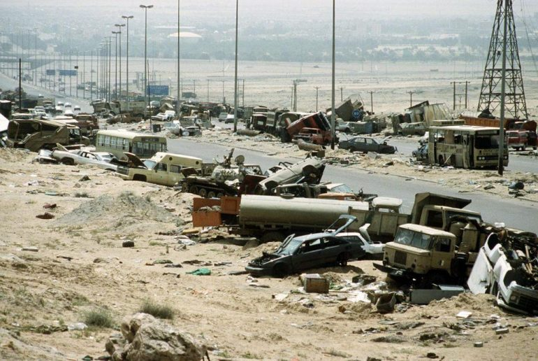 china 1st gulf war 770x516 - The ONE Picture (And War) That Haunts China's Military Like No Other