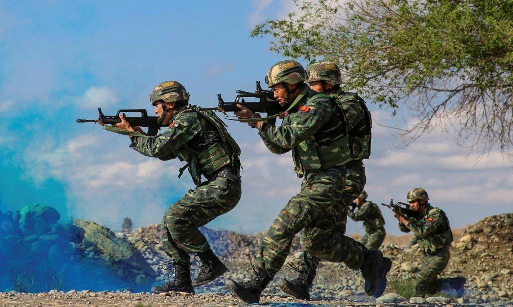 China's Special Forces Units Are Getting Ready for War 10