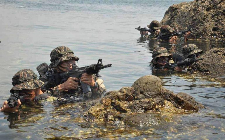 Naval Special Operations Group | NAVSOG 1