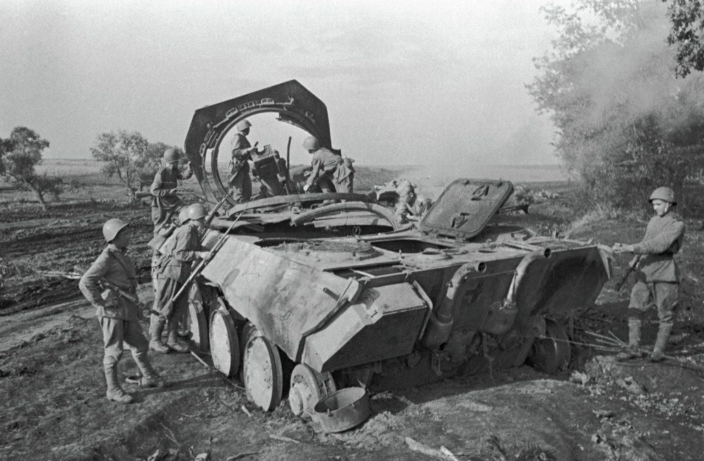 75th Anniversary of Most Brutal Tank Battle in History 5