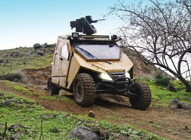 Yagu – An Ultralight Special Ops Armored Vehicle 2020 image