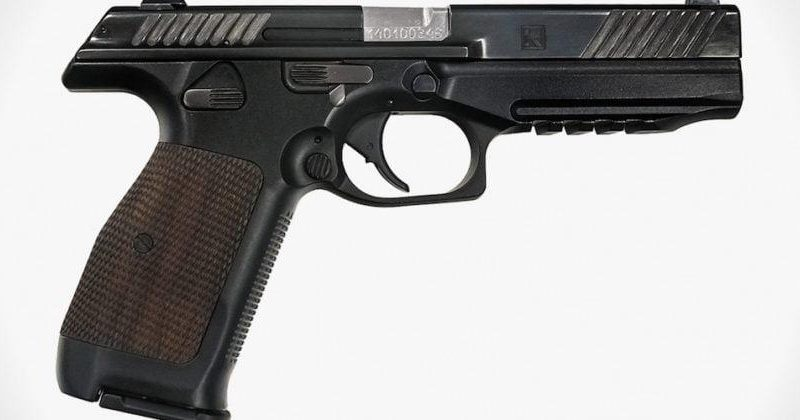 Will This Russian Handgun Become 'The AK-47 of Pistols'? 2020 image