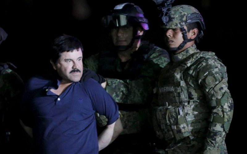 Did Delta Force took part in the capture of El Chapo Guzman? 2020 image
