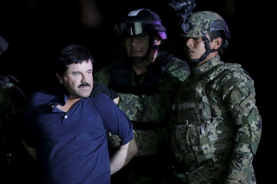 joaquin guzman el chapo capture - Did Delta Force help capture Joaquin 'El Chapo' Guzman?
