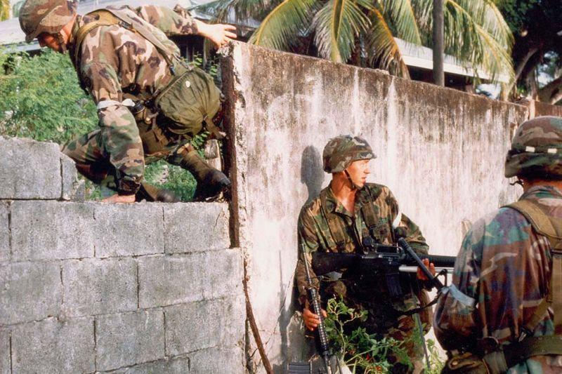 panama 1989 us soldiers