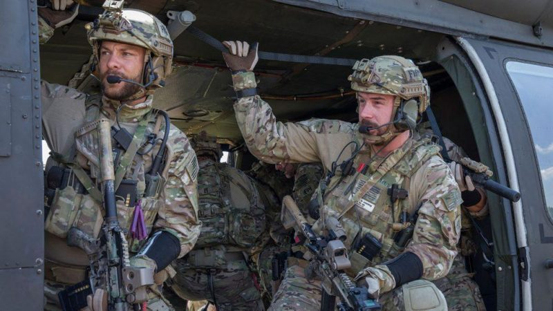 SIX History Channel Series about Navy SEAL Team Six