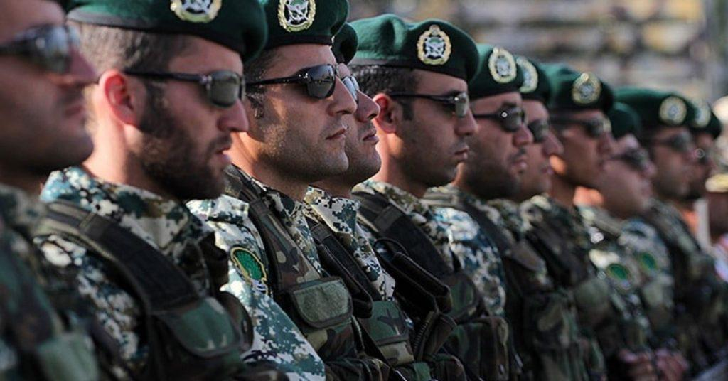 This is why Iran's Special Forces still wear US green berets 15