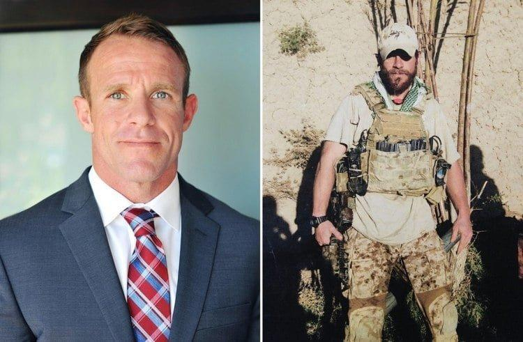 "Navy SEAL Chief Edward ""Eddie"" Gallagher"