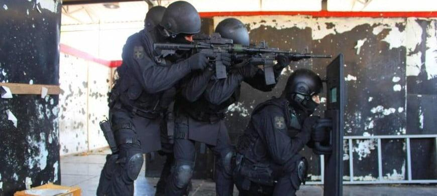 ekam greek special forces - EKAM - Special Anti-Terrorist Unit